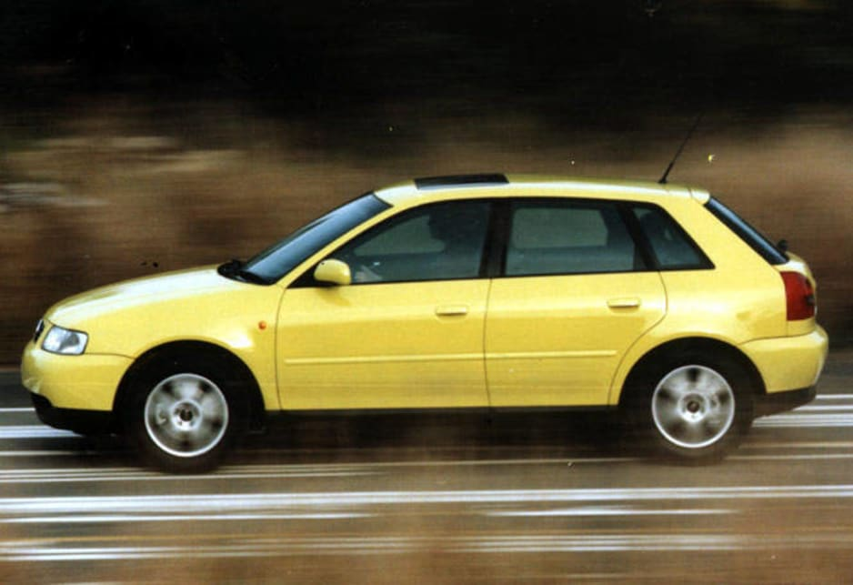 Used audi a3 review 1997 2004 carsguide 1999 audi a3 altavistaventures Gallery