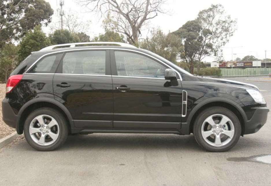 2008 Holden Captiva MaXX