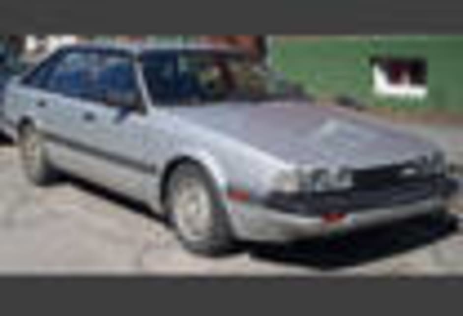 used ford telstar and mazda 626 review: 1983-1987 | carsguide