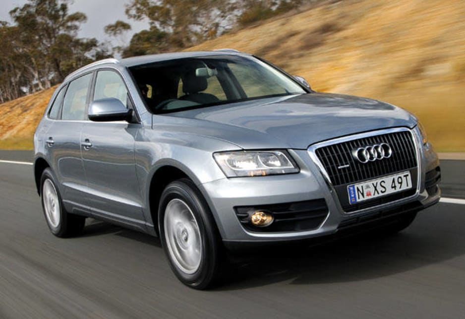 2009 audi q5 reviews