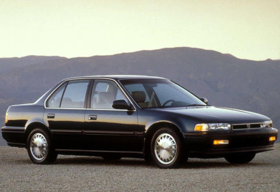 Honda 1991 accord