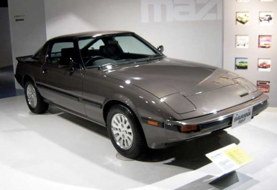 Mazda RX7 Gen 1 Carsguide Car of the Week - Car News   CarsGuide