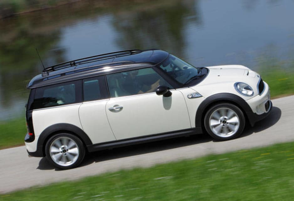 mini clubman 2011 review | carsguide