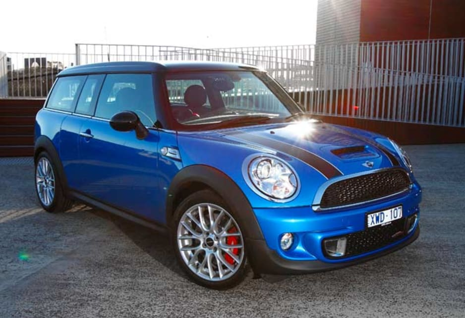 Mini Clubman 2011 Review Carsguide