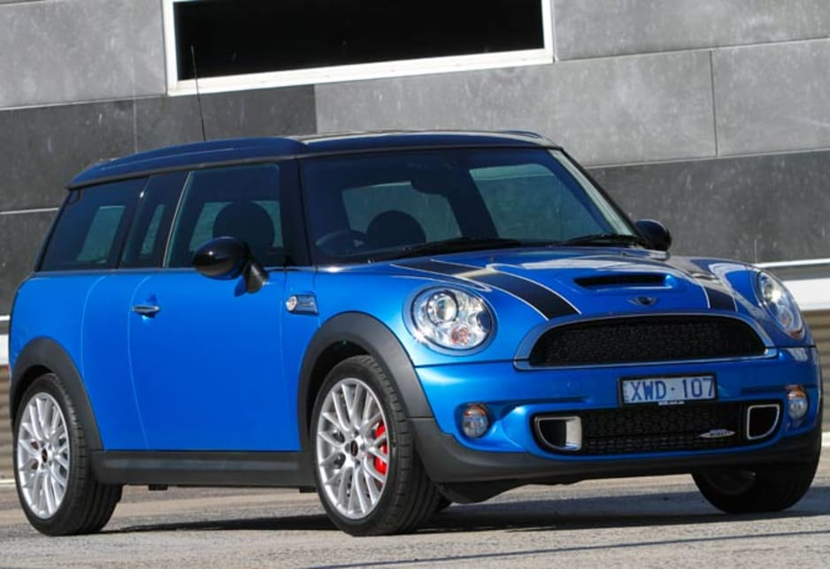 Mini Clubman 2010 Review Carsguide
