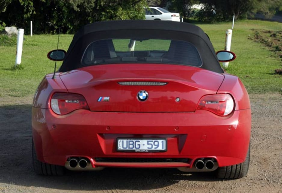 2004 bmw z4 3.0i top speed