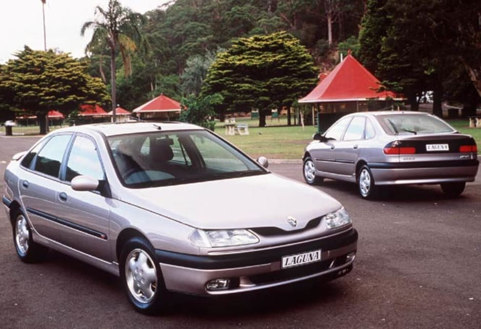used renault laguna review 1995 1996 carsguide. Black Bedroom Furniture Sets. Home Design Ideas