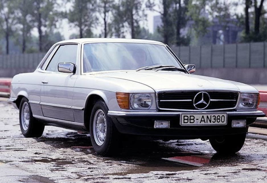 used mercedes-benz 450slc review: 1973-1980 | carsguide