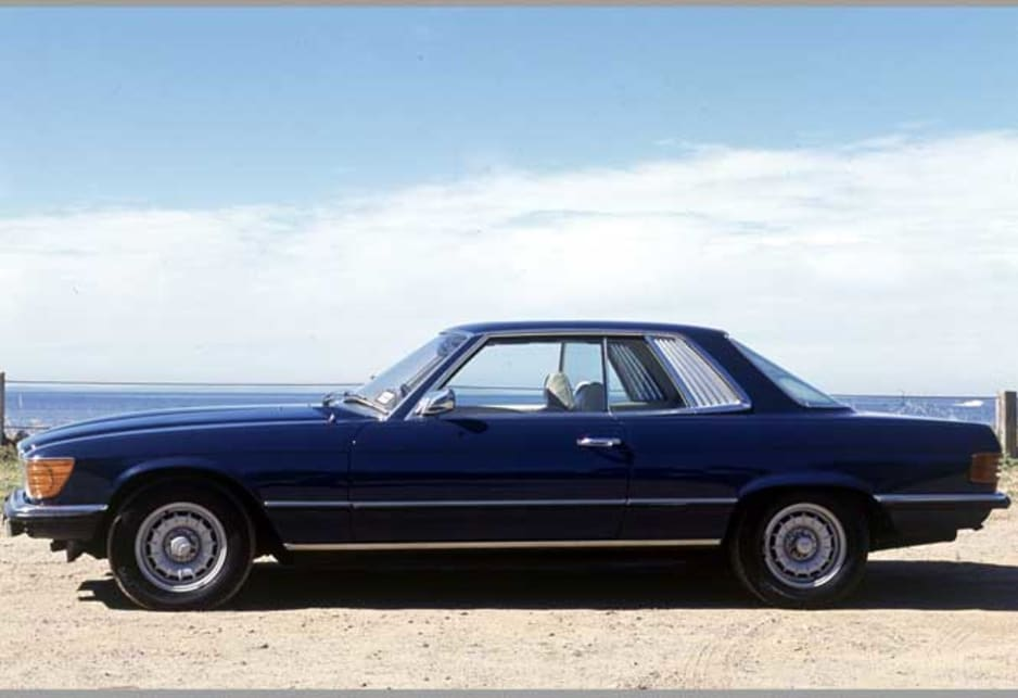 Used mercedes benz 450slc review 1973 1980 carsguide for Mercedes benz 1980