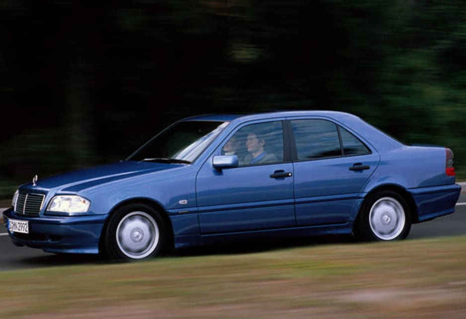 used mercedes-benz c180 review: 1994-2001 | carsguide
