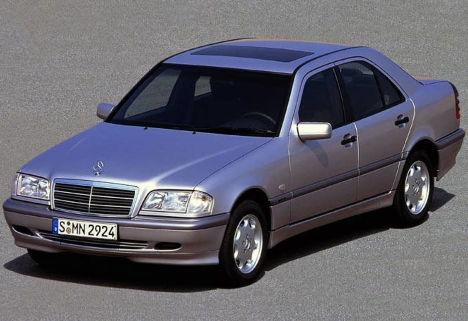 Used mercedes benz c180 review 1994 2001 carsguide for C180 mercedes benz