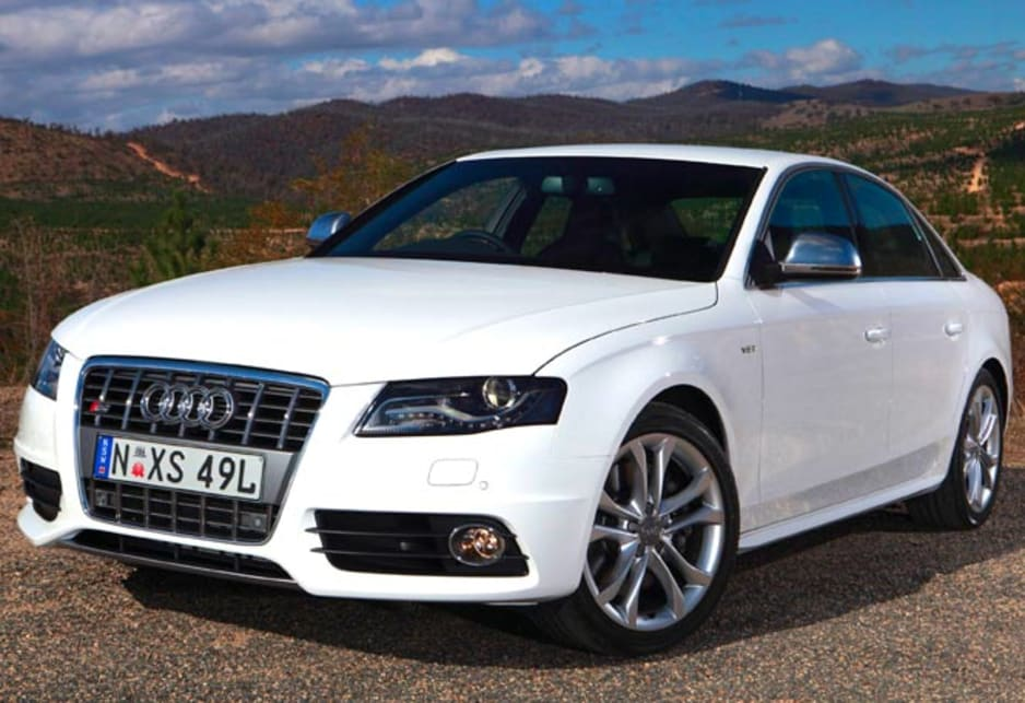 Audi S4 2009 Review Carsguide