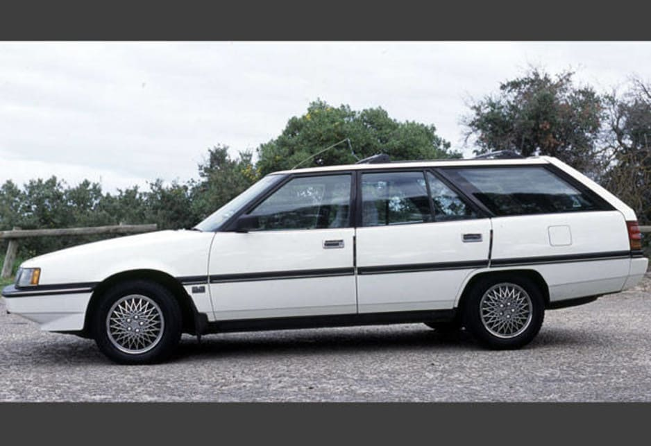 1988 Magna Executive TN wagon