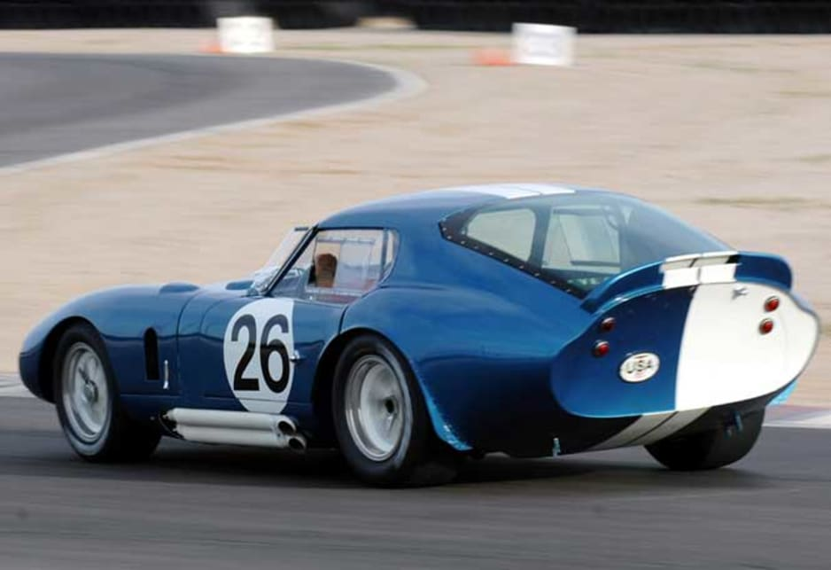 1965 Shelby Daytona Cobra