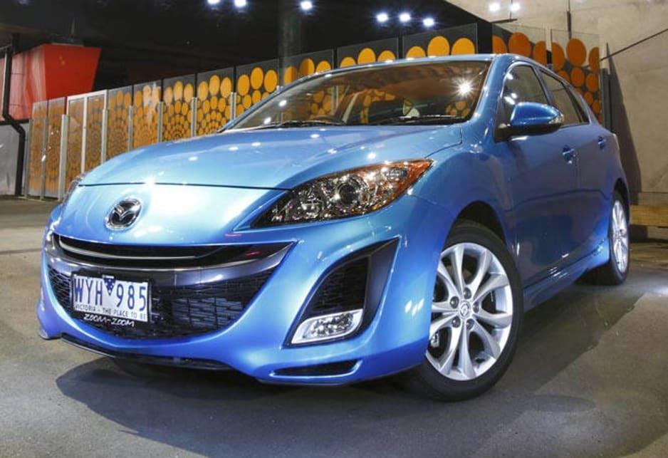 Mazda 3 sp25 2011