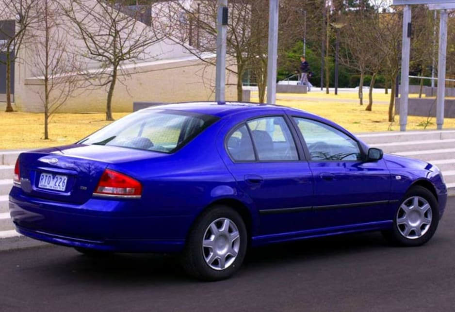 Used Car Review Ba Ford Falcon Xt 2002 2004 13228