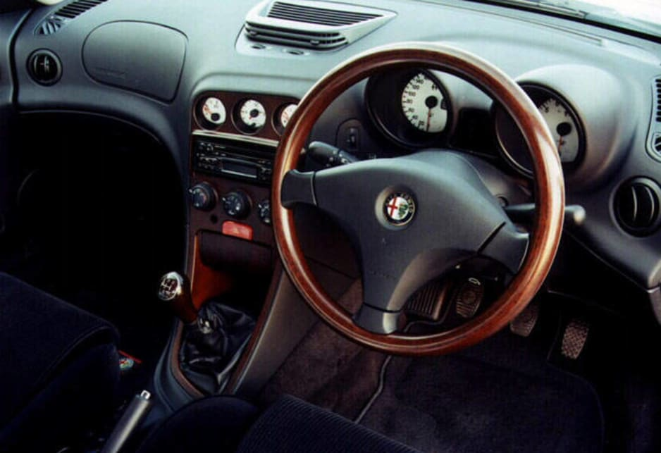 Used Alfa Romeo 156 review: 1999-2002 | CarsGuide