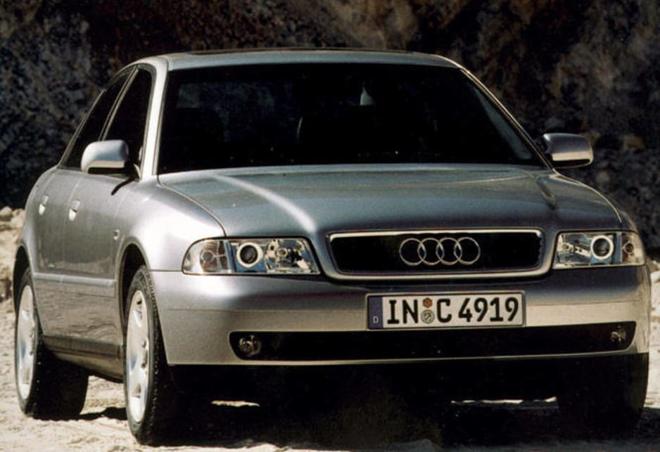 used audi a4 review 1995 2002 carsguide. Black Bedroom Furniture Sets. Home Design Ideas