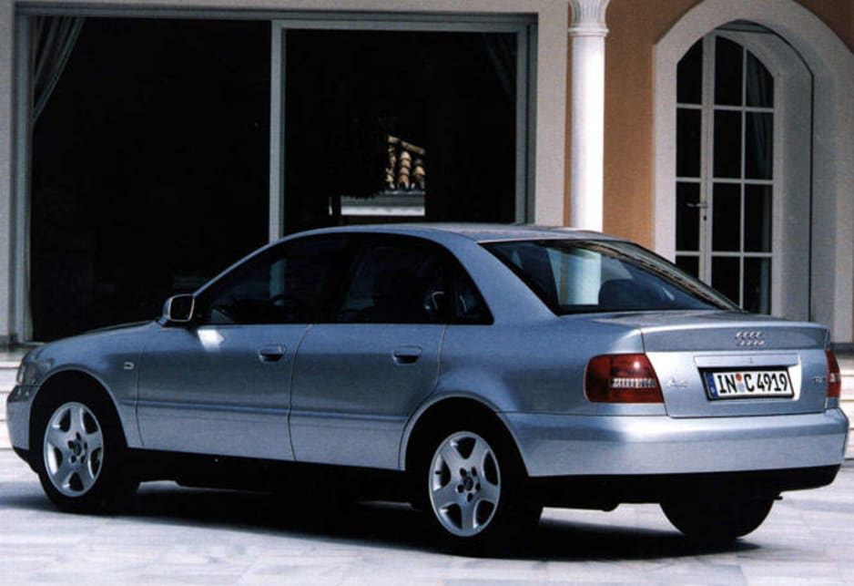 Used Audi A4 Review 1995 2002 Carsguide