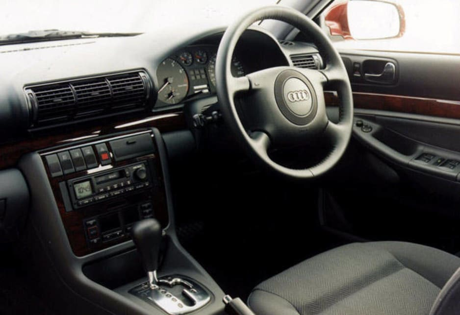 Used Audi A Review CarsGuide - 1998 audi a4