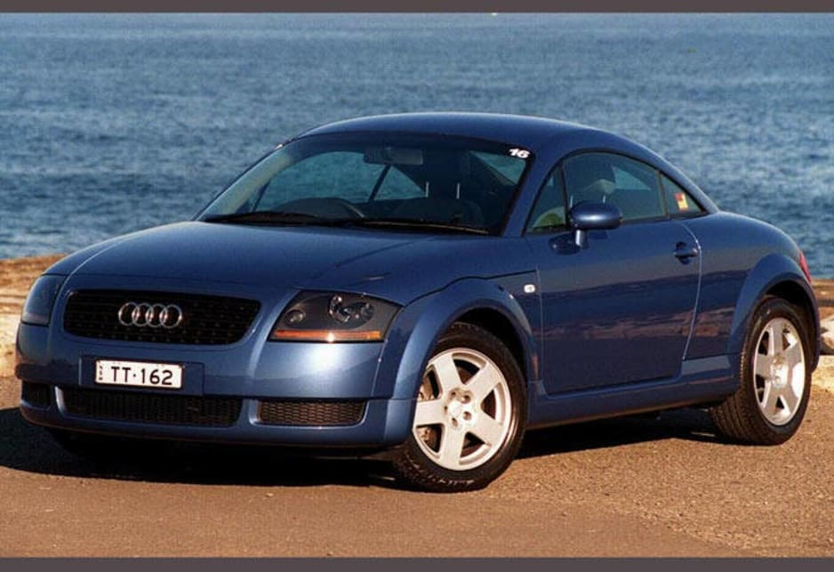 2003 Audi Tt Quattro Review