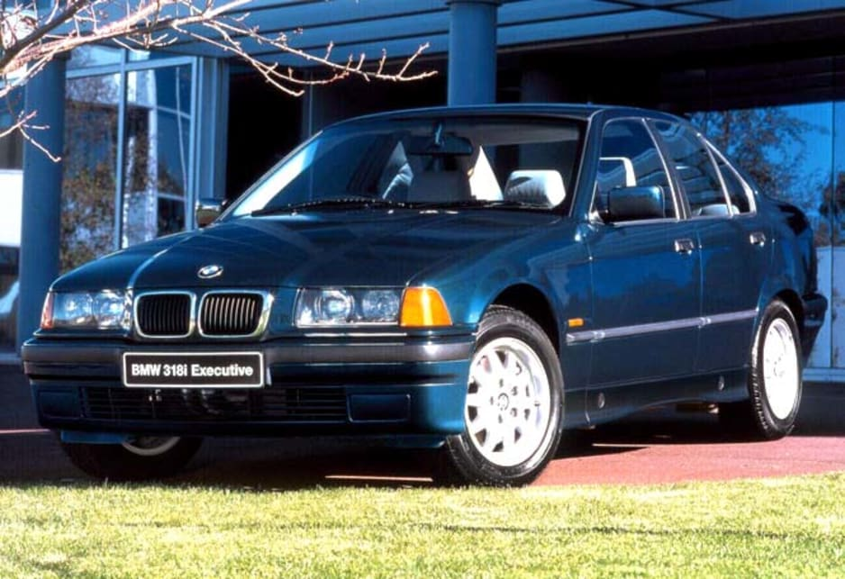1998 bmw 318i owners manual