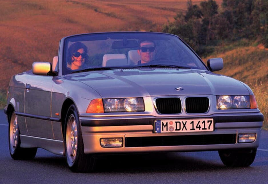 1998 bmw 328i convertible review