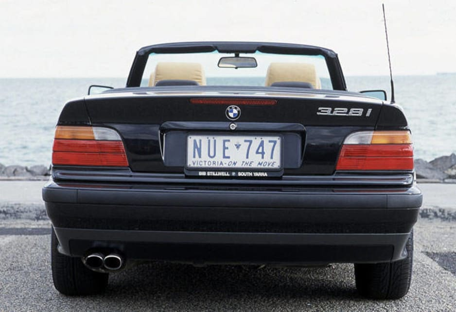 Used BMW I Review CarsGuide - 1997 bmw 328i convertible