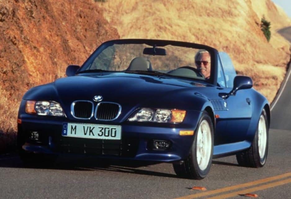 1997 bmw z3 review