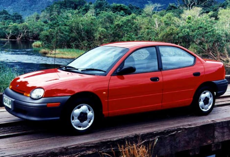 Used Chrysler Neon Review 1996 1999 Carsguide