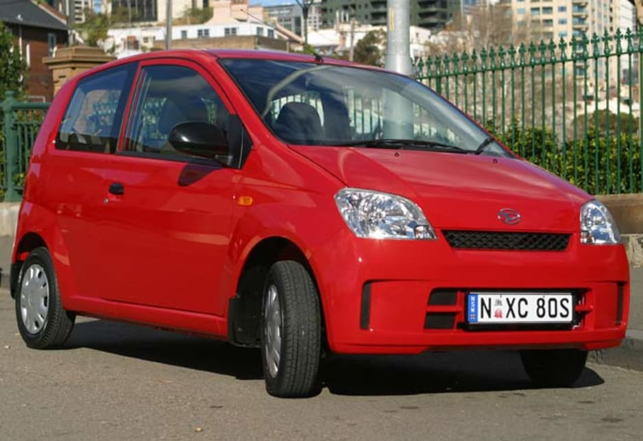 Used Daihatsu Charade Review 2003 Carsguide