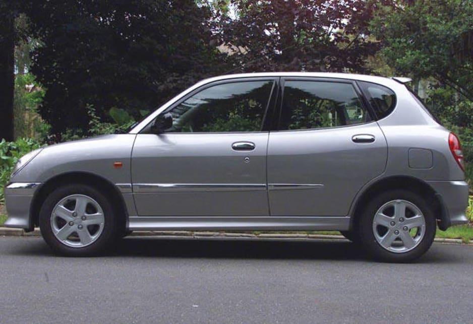 Used Daihatsu Sirion review 1998 2002 CarsGuide