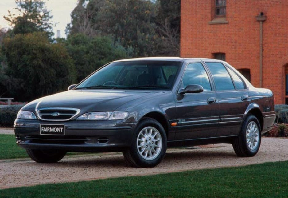 Used Ford Falcon Review  1996