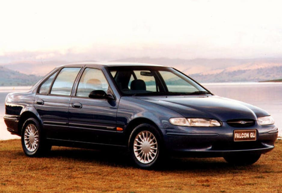Used Ford Falcon Review 1996 1998 Carsguide