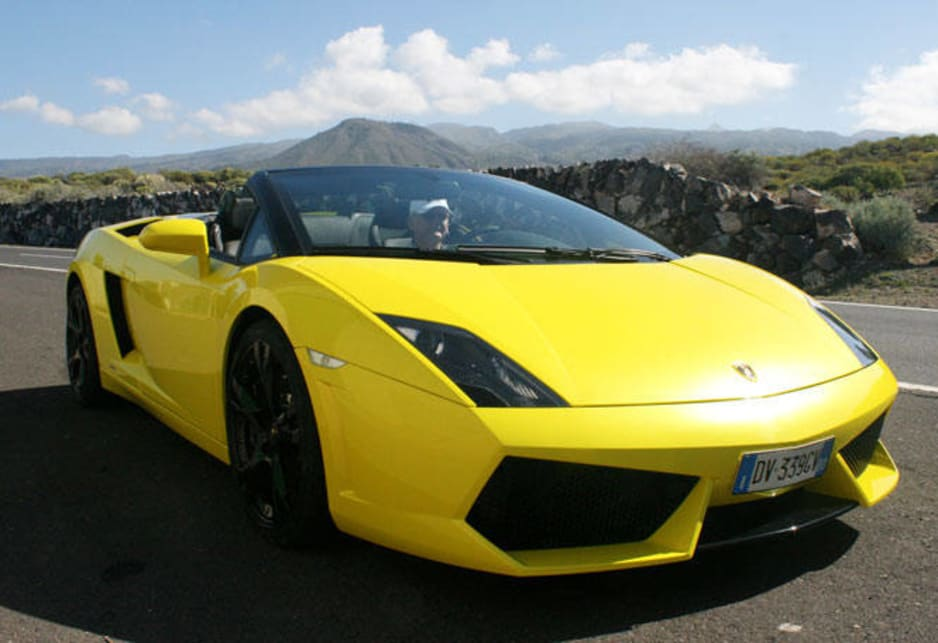 Lamborghini Spyder Lp560 4 And Murcielago Lp640 Car News Carsguide