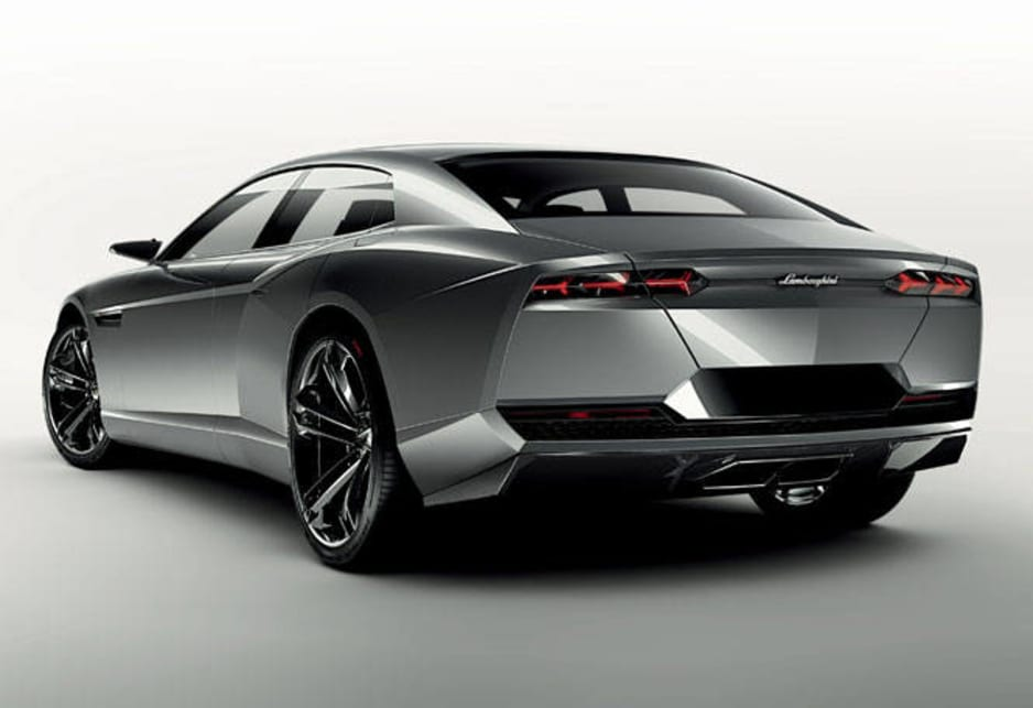 Lamborghini Estoque lookin' gangsta - Car News | CarsGuide