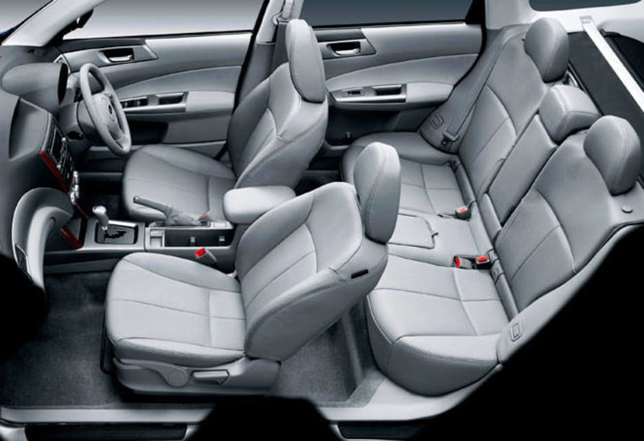 Subaru Forester 2008 Review Carsguide