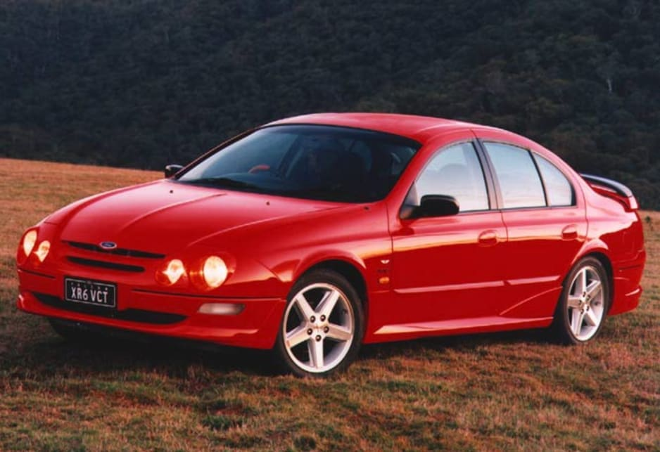 Used Ford Falcon Review 1992 2000 Carsguide