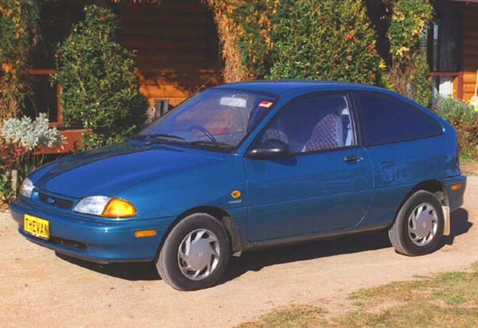 Used Ford Festiva Review 1994 1996 Carsguide