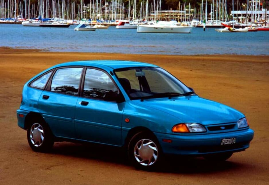 Used Ford Festiva Review 1994 1996