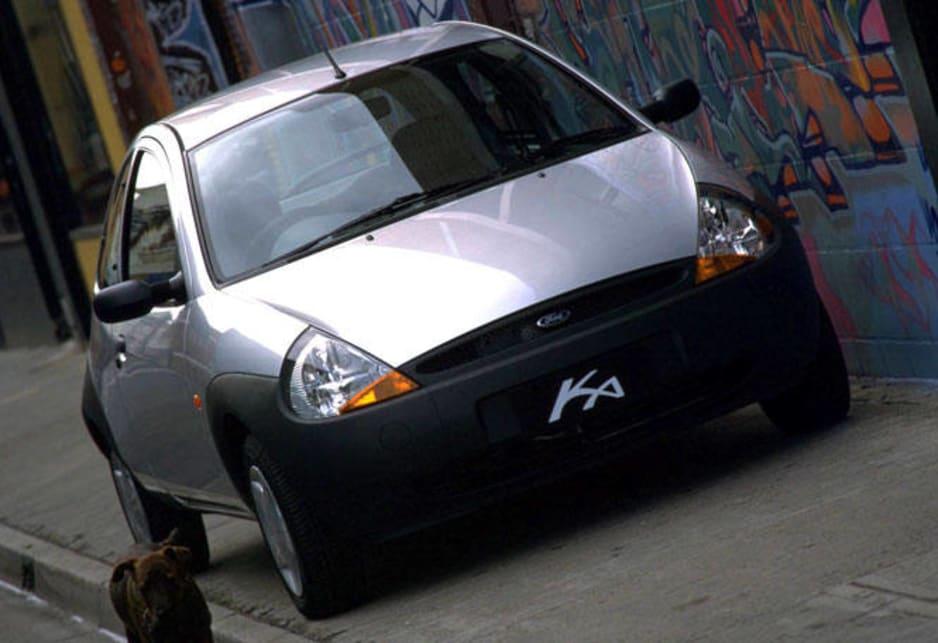 Ford Ka Super Mini
