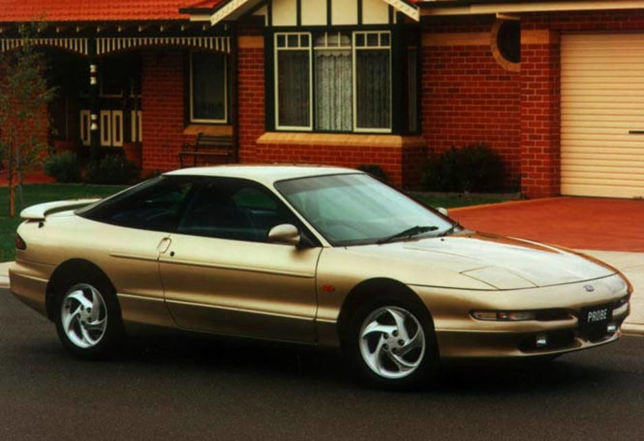 Used Ford Probe Review 1994 1998