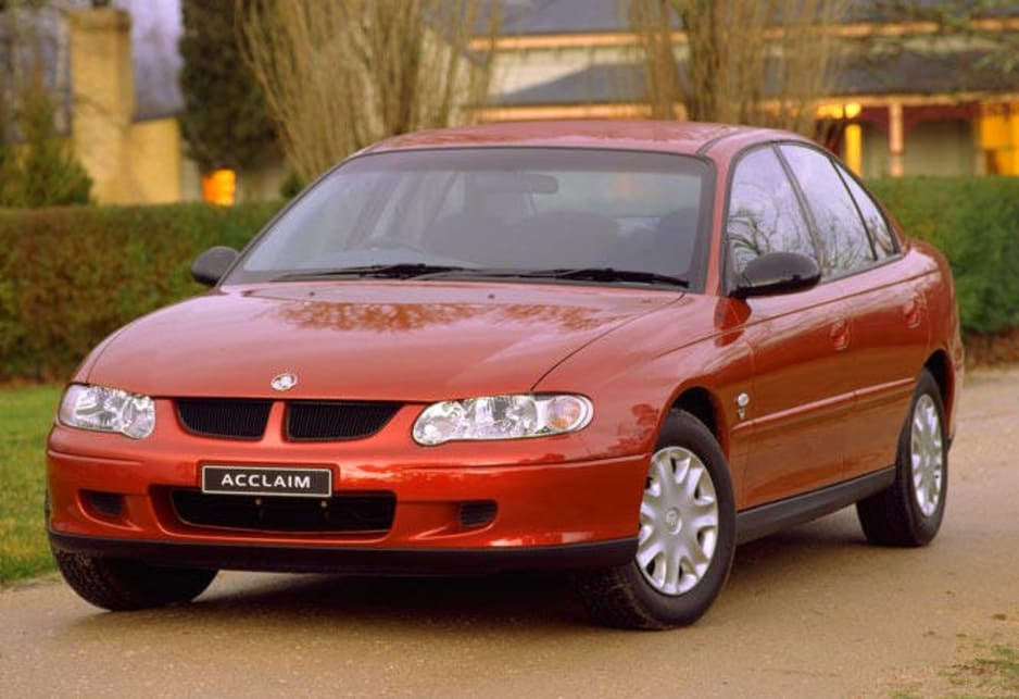 2000-2001 Holden VX Commodore Berlina