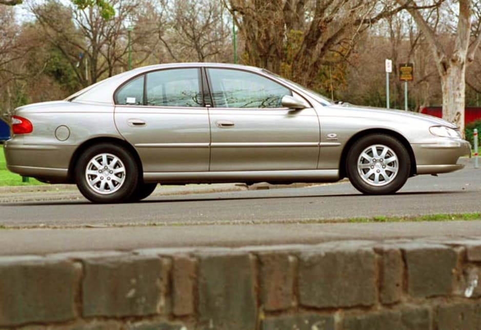 2001 Holden VX Commodore Berlina V8