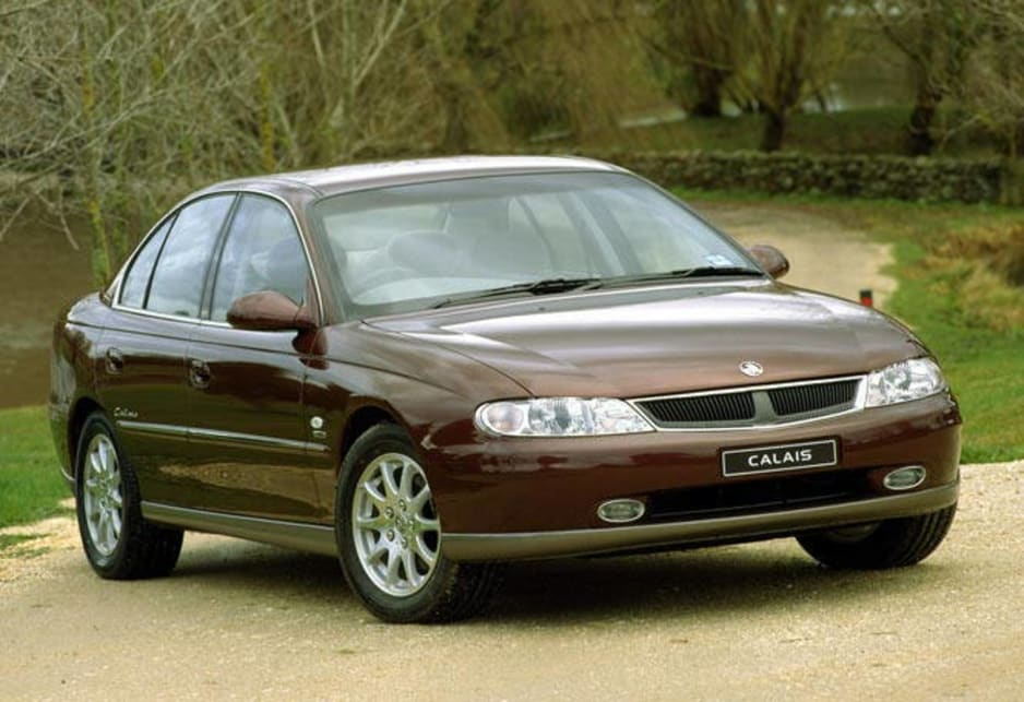 2000-2001Holden VX Commodore Calais