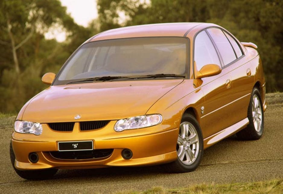2000 Holden VX Commodore S