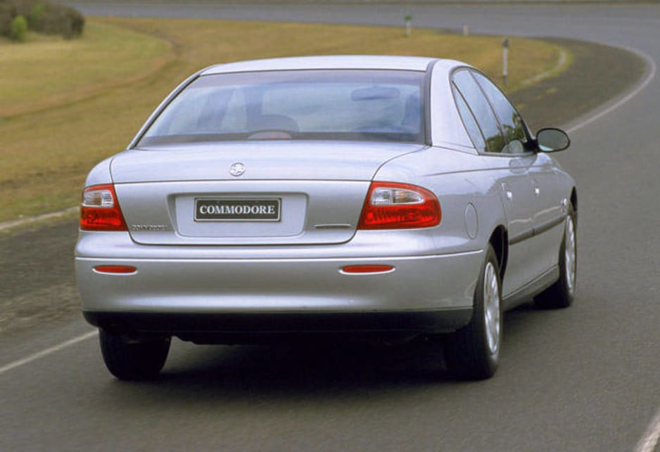 2000 Holden commodore VX