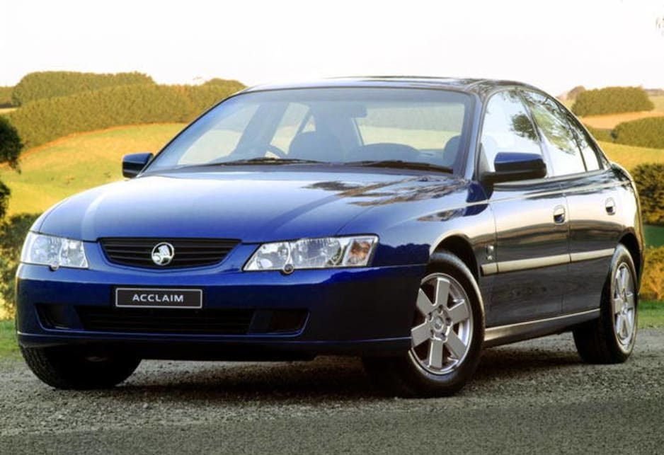 2002 Holden VY Commodore Acclaim