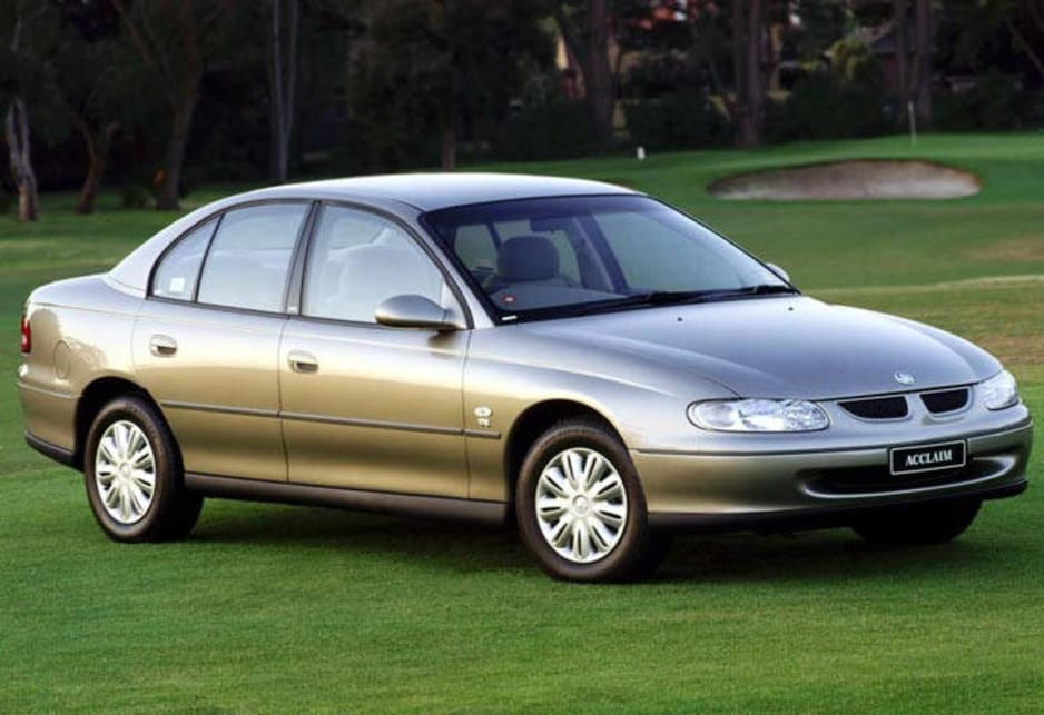 Used Holden Commodore review: 1997-1999 | CarsGuide