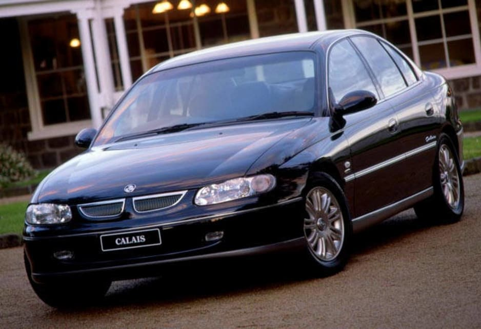 1999 Holden Commodore VT series II